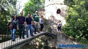 Atividades grupo de espanhol, Granada, Delengua